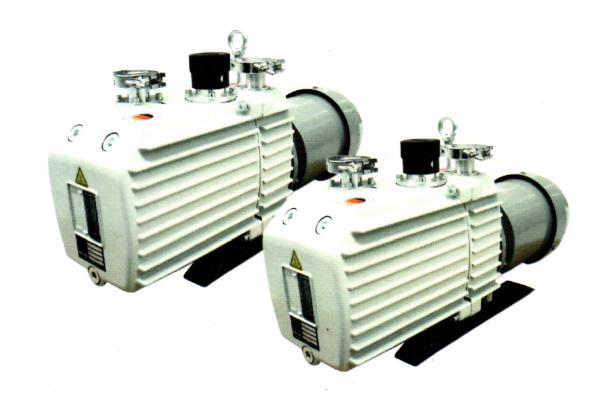 双级旋片泵 D8C - D60C