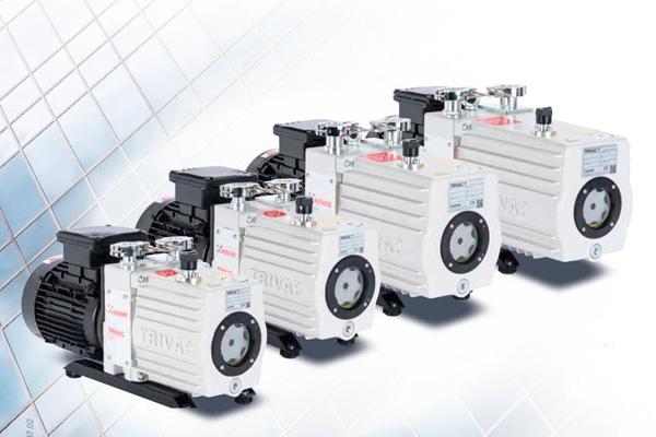 双级旋片泵 D4T - D60T