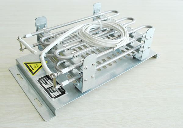 底板式金屬管電阻