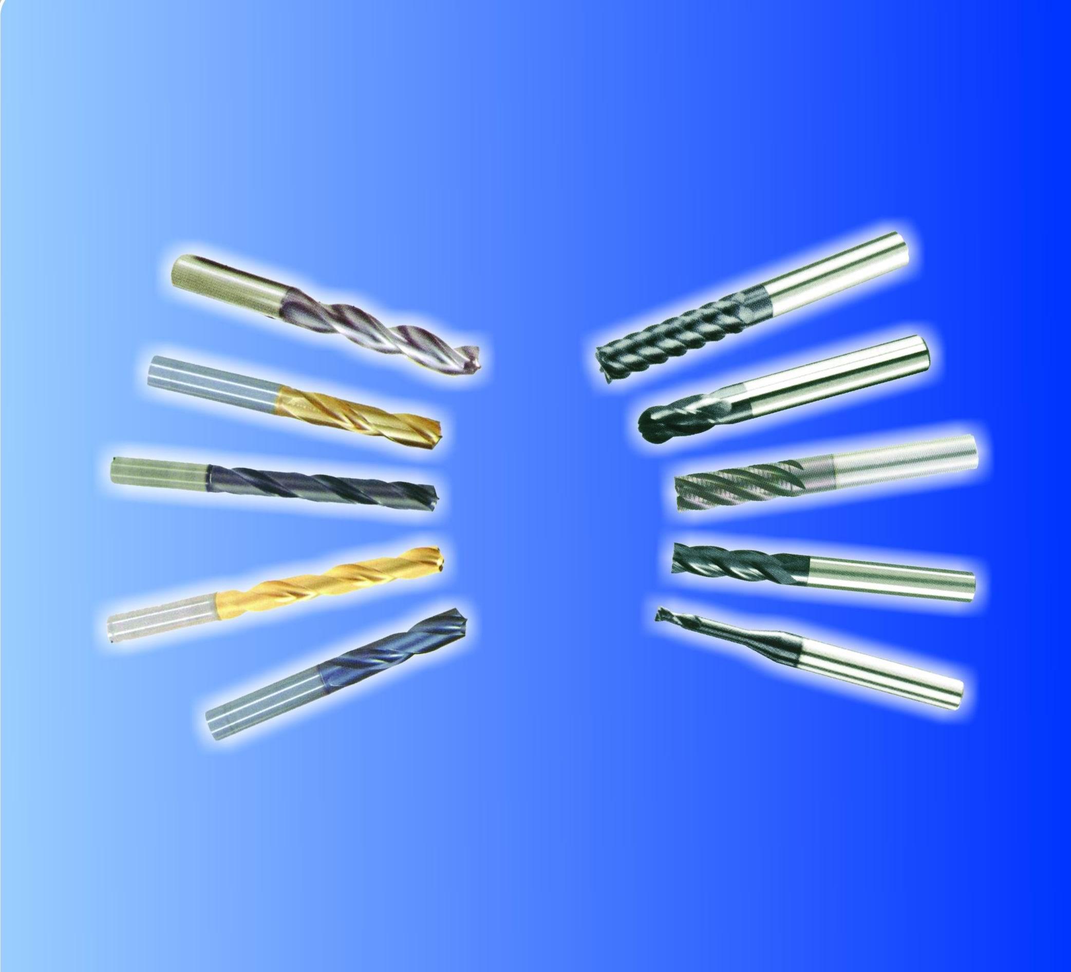硬质合金钻头 立铣刀