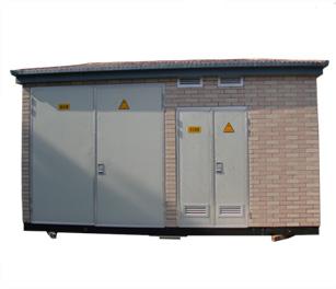 YBM-24/YBM-12系列金属式变电箱