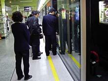 地铁用玻璃