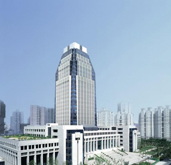上海市公安局指挥大楼钻孔灌注桩、搅拌桩静载、低应变检测