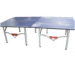 紅雙喜乒乓台下樁