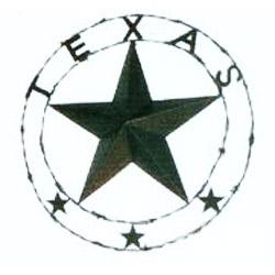 "18"" Texas Star"