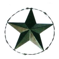 "23"" Texas Star"