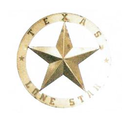 "18"" Texas Lone Star"