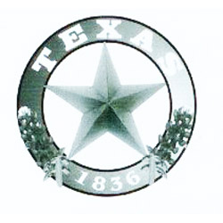 "18"" Texas Star w/Bluebonnet"