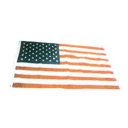 US Nylon Emb.Flag