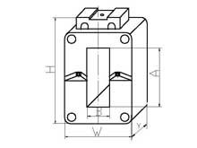 低压互感器 LMK8-0.66IIB