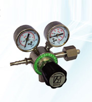 YQFJ型不锈钢单级压力调节器