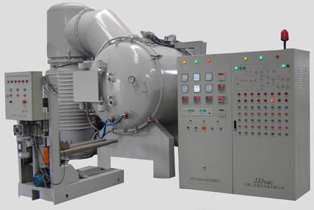 卧式高真空钎焊炉(扩散泵)