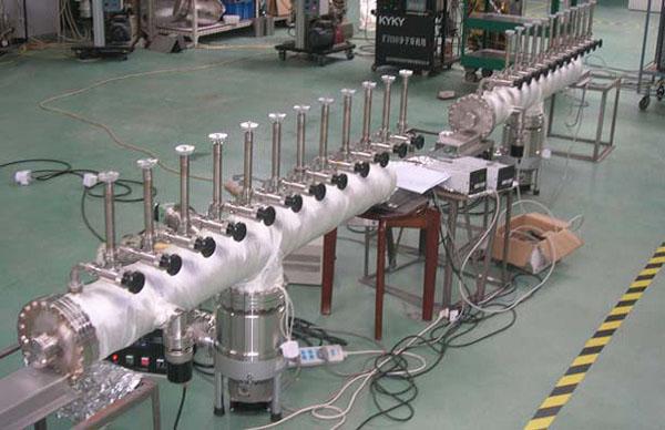 12工位X光旋转管排气台