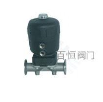 不锈钢气动卫生隔膜阀