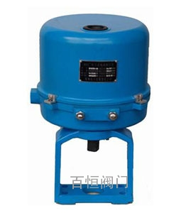 3810系列电子式电动执行器