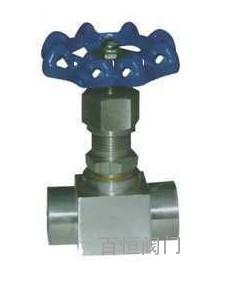FJ61W承插焊针型阀