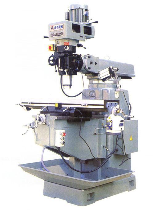 立式炮塔铣床型5H