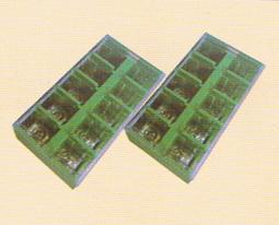 栅栏式接线端子
