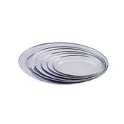 不锈钢椭圆形碟子