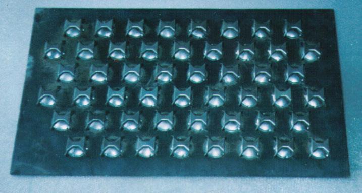 带控制点的浮阀塔工艺流程图分享展示图片