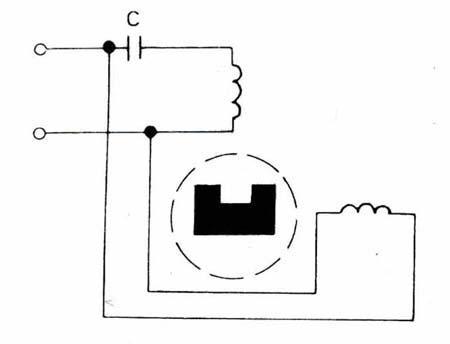 永磁同步电机原理图图片下载分享;