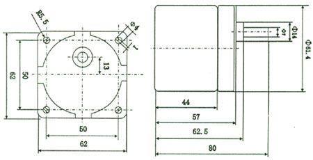 60try永磁同步电机接线图