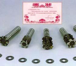 焊接硬質合金轉子去重刀