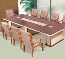 会议桌、法官桌系列(WYB843-WYB840)