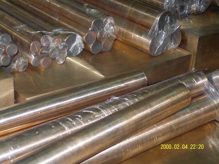 C17200铍铜棒