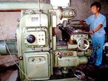 上海铮盈五金厂生产设备