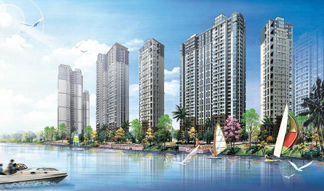 胥江-沿河