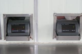 食堂售饭刷卡机
