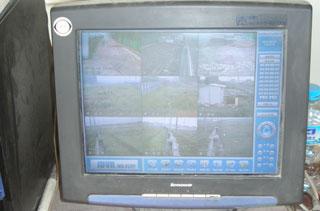 现场设置监控设施
