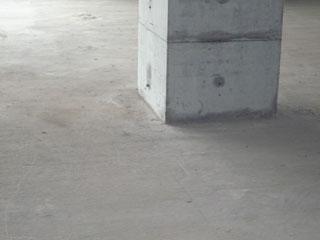 教学楼现浇楼地面及柱根
