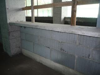 教学楼教室悬挑窗台板