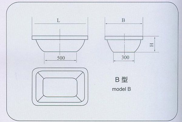 砧墩板架及和面缸