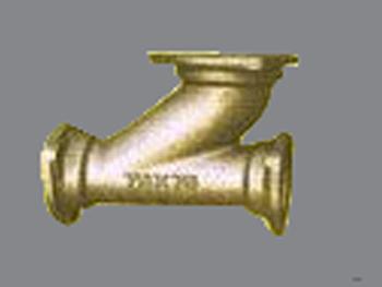 TY型异径三通柔性铸铁管
