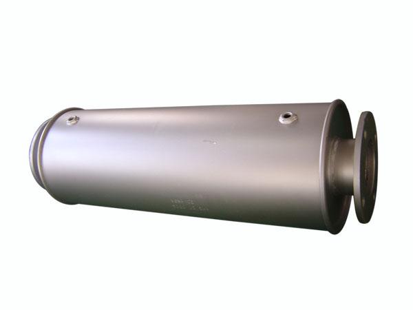 中型发电机组消声器