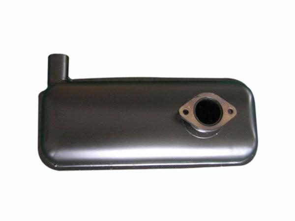 小型挖掘机消声器