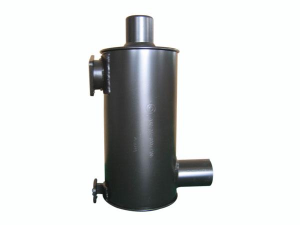 装载机消声器
