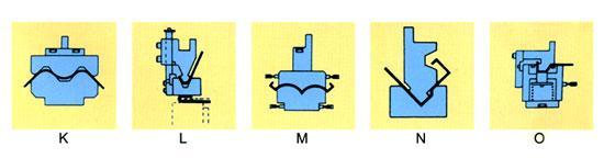 上海同韧模具有限公司剪折冲系列