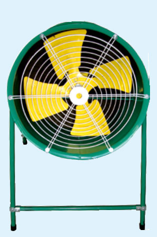 TFJ6 气动风机