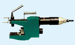 TDJ45 气动外定位钢管倒角机