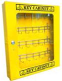 鋼制鑰匙櫃(60挂鈎)