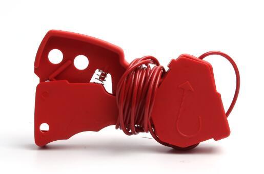 抓握式萬用纜鎖
