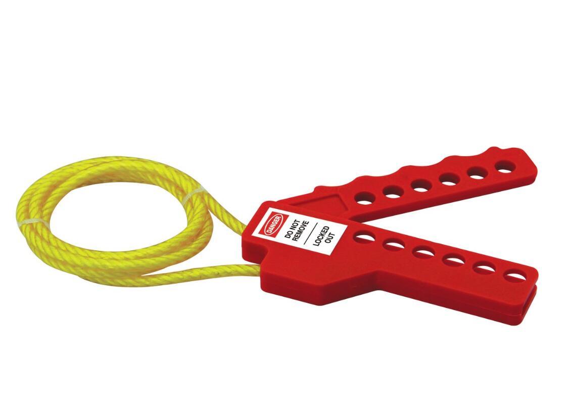 全絕緣六孔纜鎖
