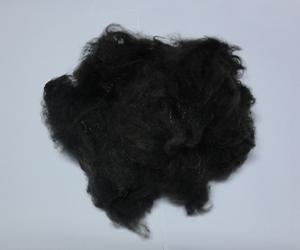 黑竹炭纖維