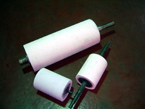 纺织类橡胶件.