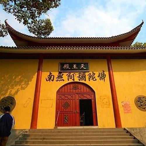 龙游乌石寺