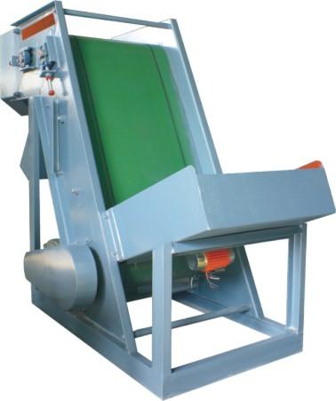 Magnetic feeding machine